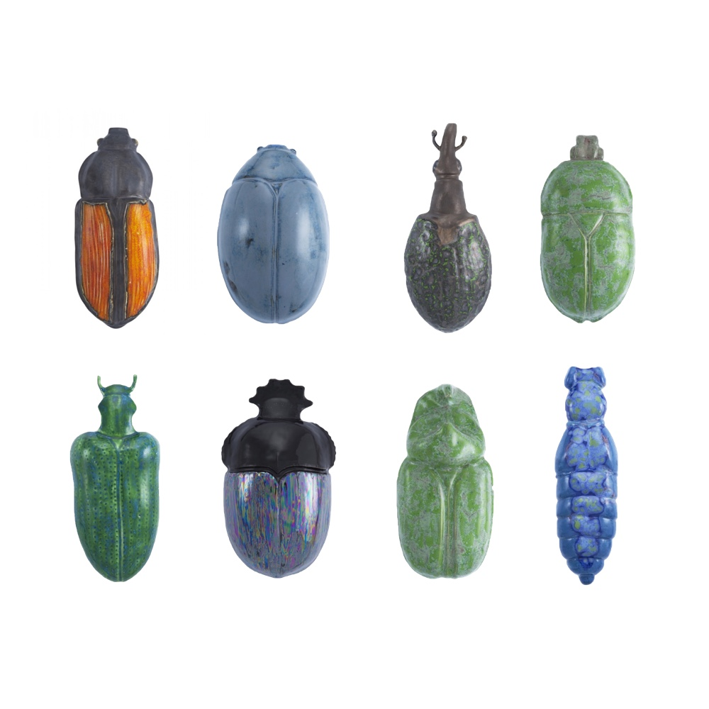 Schwarm beetles by RaR, Beate Reinheimer and Ulrike Rehm. Thomas Eyck.
