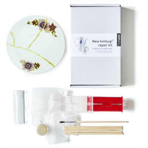 new-kintsugi-repair kit, Humade, Gold glue
