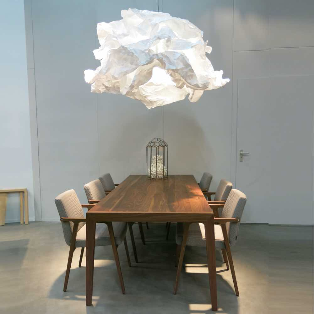 Proplamp, paper lamp, cloud lamp