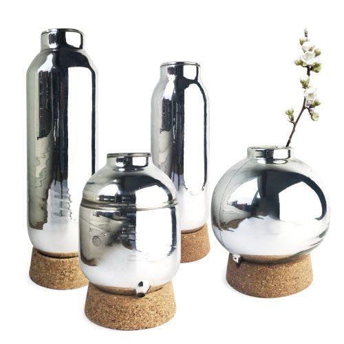 Flask thermos vase David Derksen