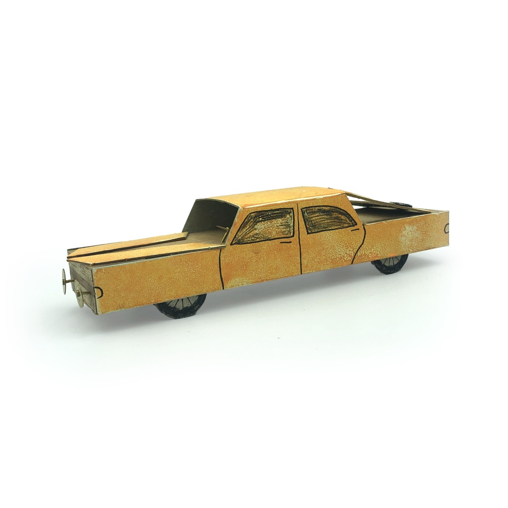 Carton by Floris Hovers, pre-pimped