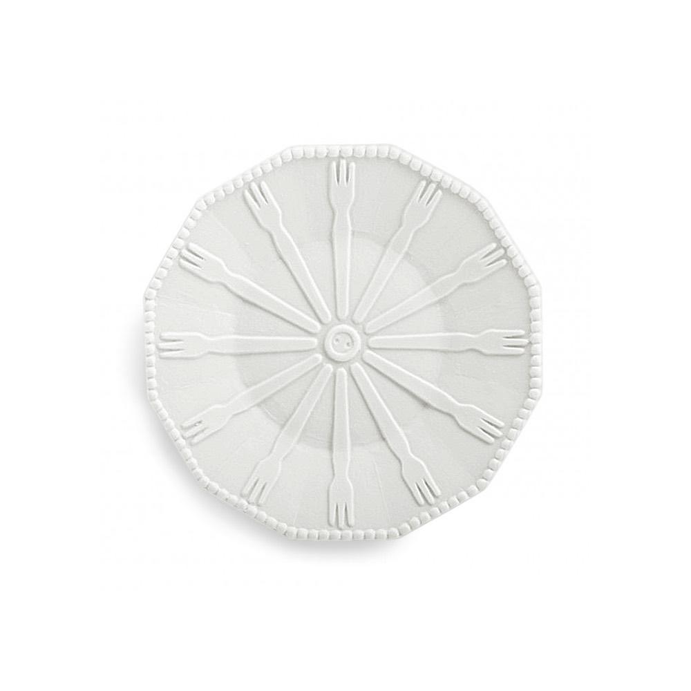 biscuit plate by studio job, Tichelaar Makkum.
