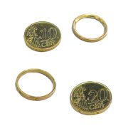 Crown jewels coin ring munt ring Lex Pott