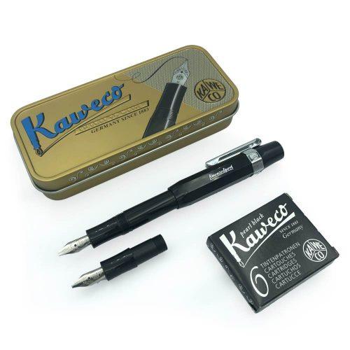 Kaweco, pen calligraphy.