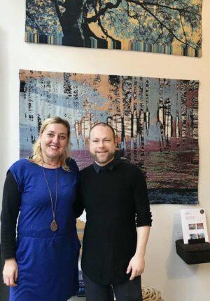 Irene van Vliet & Arne Leliveld