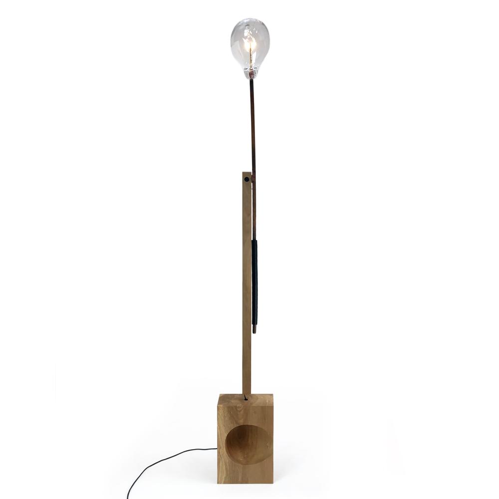 Bulb Bullee lamp by Christien Meindertsma, Thomas Eyck