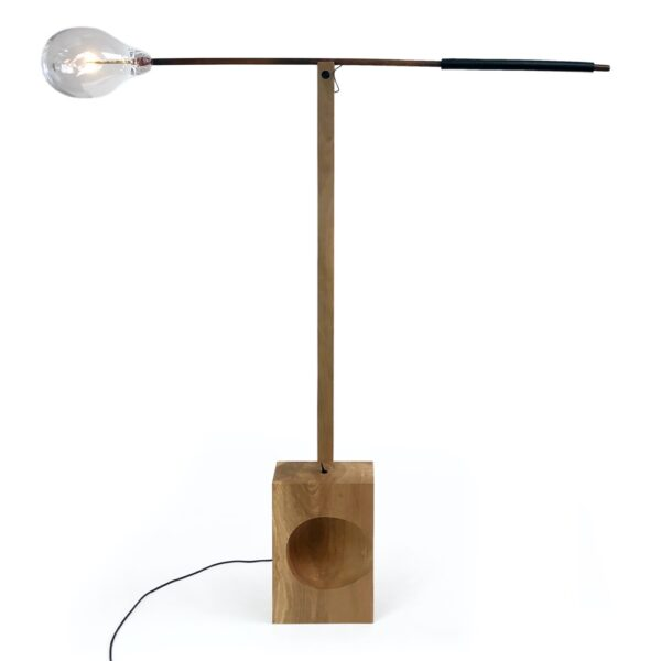 Bulb Bullee lamp by Christien Meindertsma, Thomas Eyck