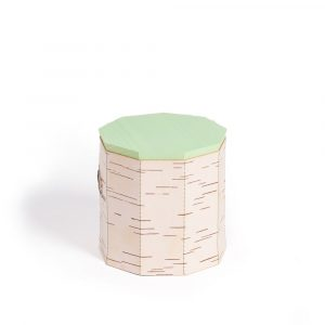 food container wide 2 mint