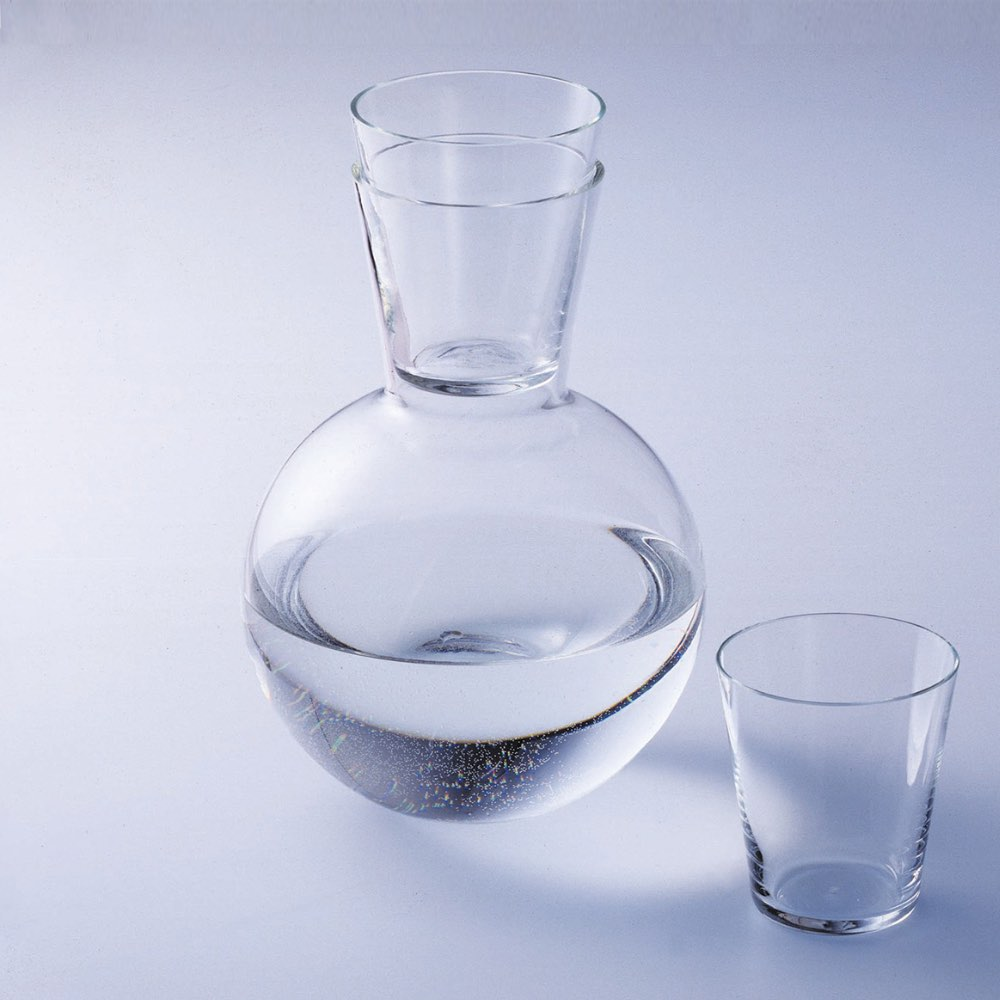 Pure Carafe tumblers Willem Noyons