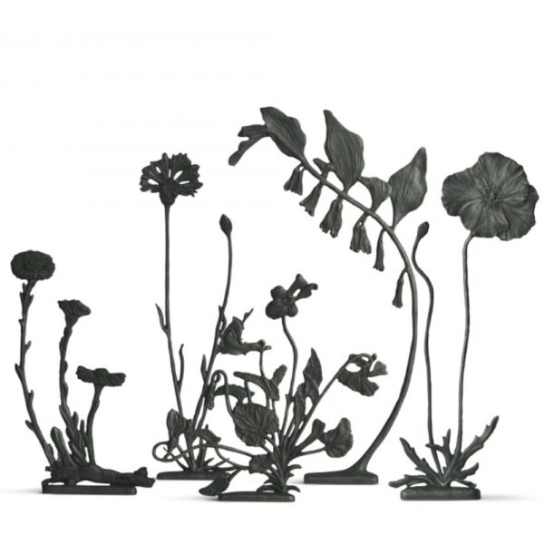 Blumenspiel tin flowers by RaR